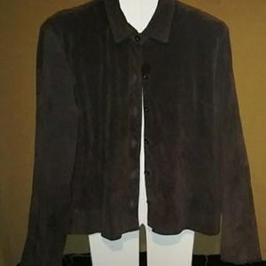 no name Jackets & Coats - Suede jacket